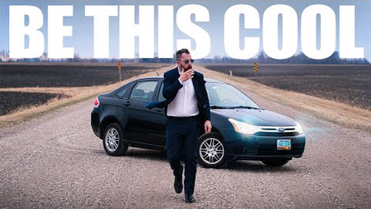 Homemade Commercial For 2010 Ford Focus Is The Best Thing You'll See All Day