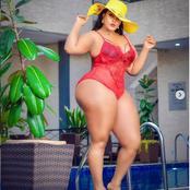 Check out beautiful pictures of Biodun Okeowo in bikini