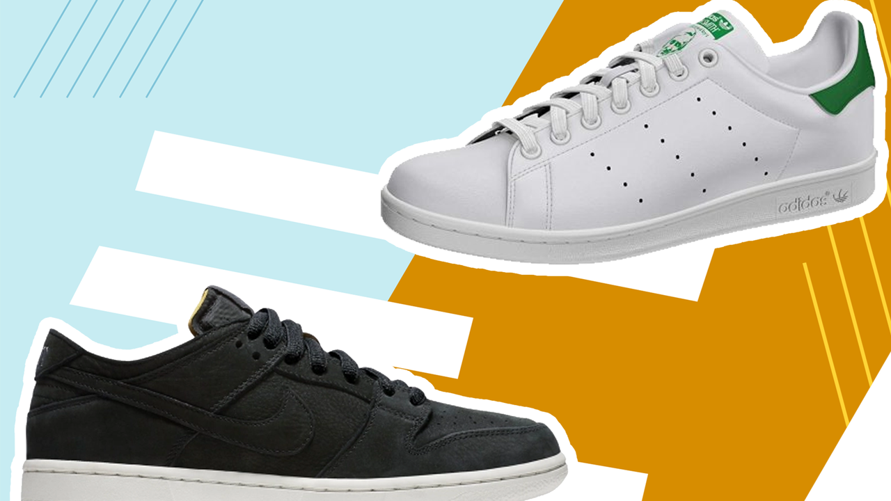 4 Sneakers Trends We're Loving (and 3 We're Ditching) in 2021