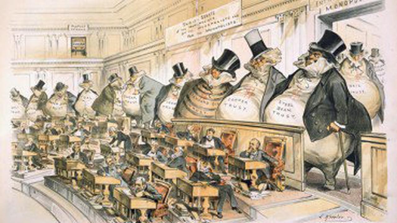 The Shadow State: Embracing Corporations As Surrogates For Government Action