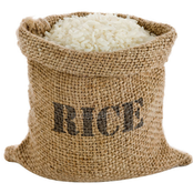 I went out to purchase a bag of Rice today. Here is the new price