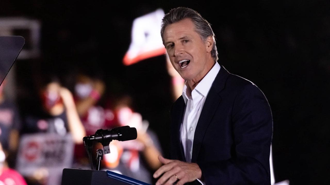 Gov. Newsom Defeats California Recall