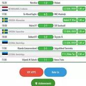 Today's 5 Expertly Analysed Matches With Great Odds To Earn Big
