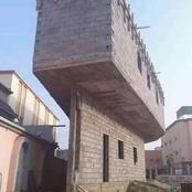 'Can You Build This Type Of House?', See Photo Of A Photoshopped Building That Got People Talking