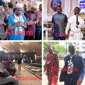 Throwback pictures of Sowore with different religious leaders stir reactions (Photos)