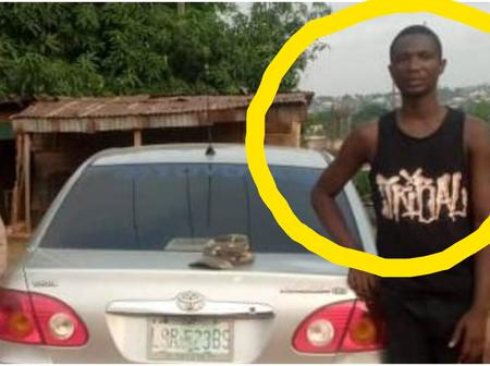 After The Cult Clash In Awka Yesterday That Claimed 2 Lives, See The 2 Cultists That Were Arrested