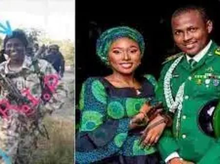 The Story Of How A Military Soldier Murdered His Colleague Lt. Babakaka Shehu In Bama, Borno State.