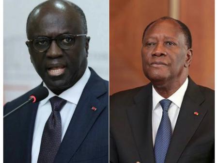 Marcel Amon Tanoh au fond de la désillusion?  Son rêve de redevenir ministre brisé par Ouattara