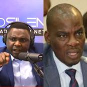 Do not allow this to happen else I will not follow you again - Kelvin Taylor boldly tells NDC MPs