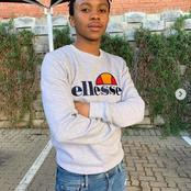 "Getting to know Nkosingiphile ""Mshini"" Ngcobo, who looks like a 15 year old?"