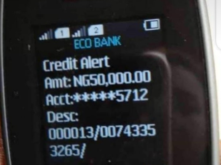 Nigerians Please Read and Be Careful, See How Yahoo Boys Do Fake Alert