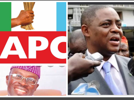 Today's Headlines: Another Prominent PDP Leader Dumps PDP For APC, FFK Reacts To Arapaja's Victory
