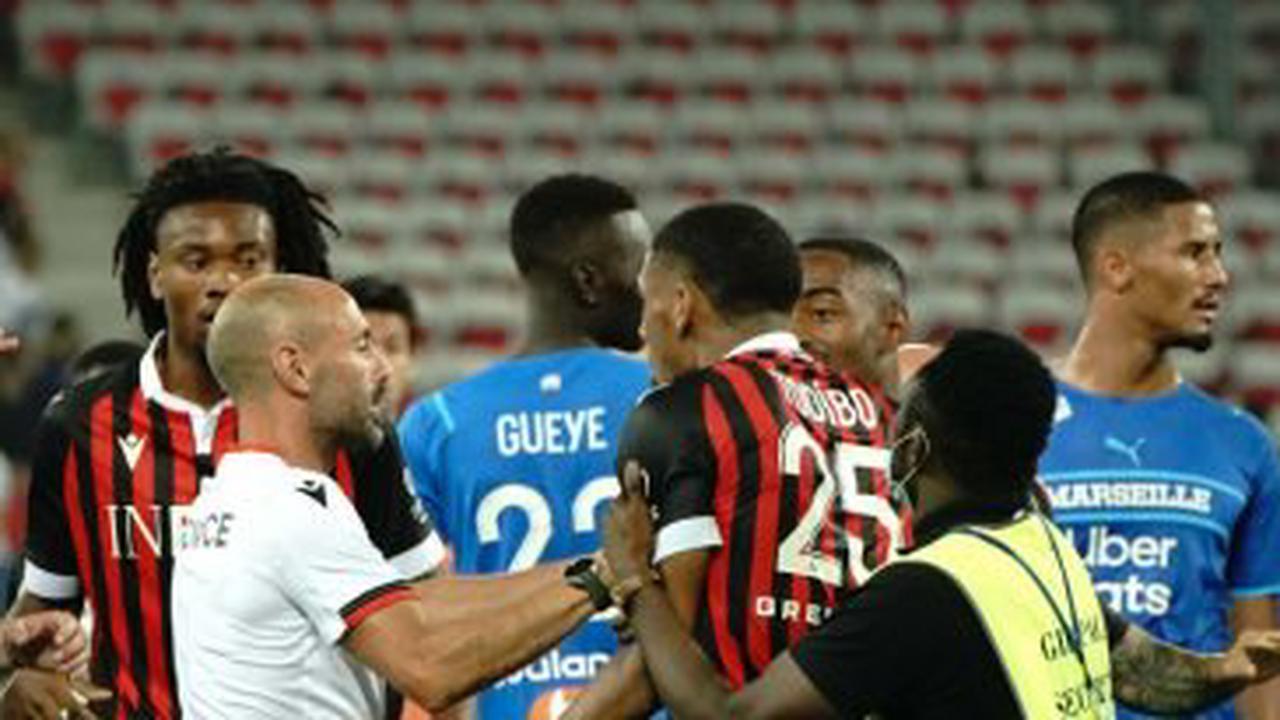Nice-OM : la LFP justifie le match à rejouer