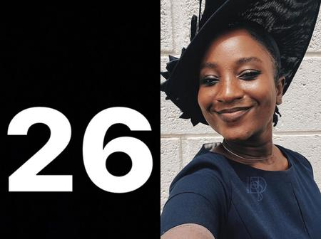 Deborah Enenche celebrates 26k followers as she turns 26