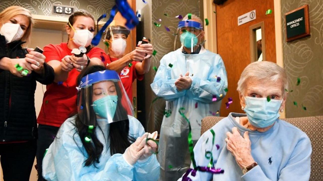 Massive COVID-19 Vaccination Effort Begins at California Nursing Homes