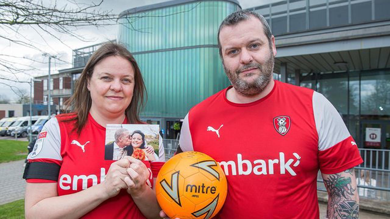 David Rudman Memorial Match fundraising event to boost Rotherham Hospital and Cash for Kids charities