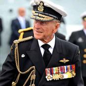 Prince Philip Accorded 41 Rounds Gun Salute Across The United Kingdom (UK)