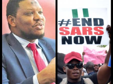 I wasn't against EndSARS, we have been advocating for EndSARS during my campaign - Adamu Garba