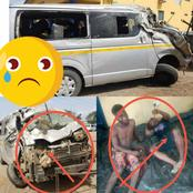 Mr. Trotro Driver, Next Time When You Try To Be A Hero Make Sure You Are Alone; Netizens React Heavy