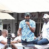 Raila Reunites With Joho At The Coast As Chaos Erupt In Today's Mini Polls