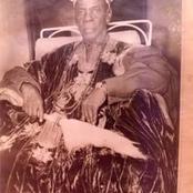 Meet the First Educated Olubadan of Ibadan
