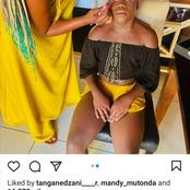 Bobo left mzansi in stitches with her look she's flames|See pictures