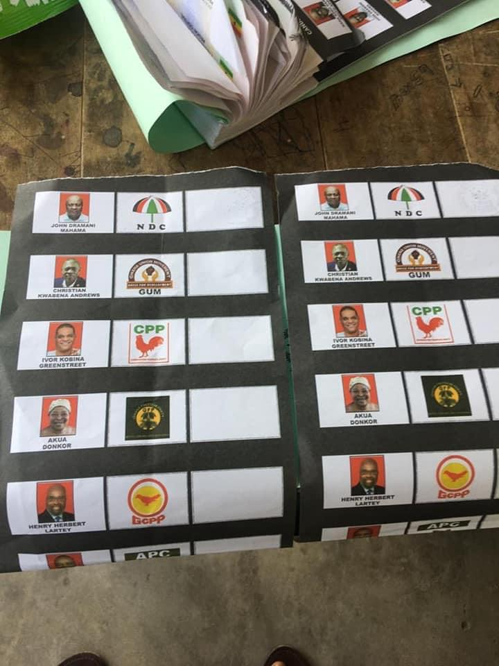 18dab34da0b76eb53f8b3e4ec4455084?quality=uhq&resize=720 - Electoral Commission Removes Two Officers From Post Following Tampering Of Ballot Papers