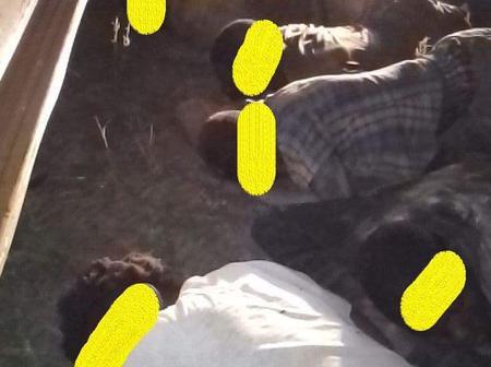 "21 ""Zama Zamas"" arrested: East Rand Gold Mine. BlueHawkTactical"