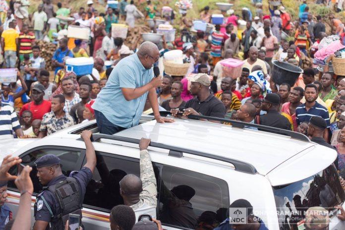 18e4992a6b62d7a42090a77ad98d30f3?quality=uhq&resize=720 - Go home! Only Him Can Make You President Again, So Go And Pray Hard - Otumfour Valiantly Tells John Mahama in the face