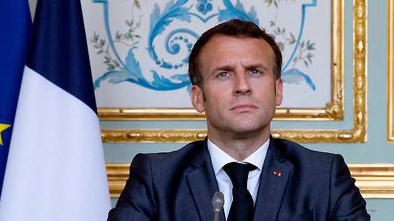 Entre vote utile etfront républicain, Macron l'équilibriste