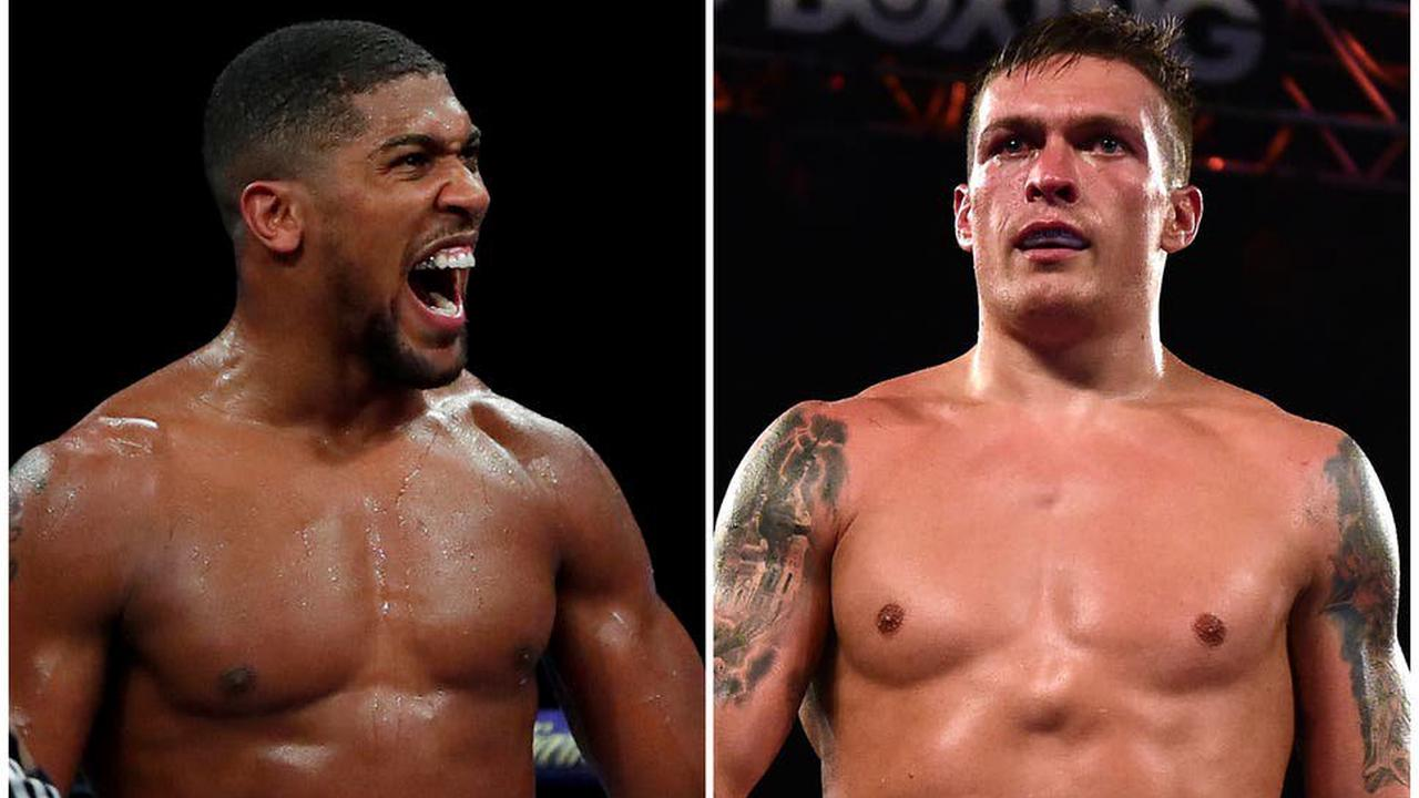 Anthony Joshua: 'Boxing today is about who talks the most but I'll take any fight'