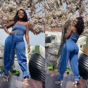 Hajia Bintu Shows off Her Beauty In New Photos, Stirs Reactions Online