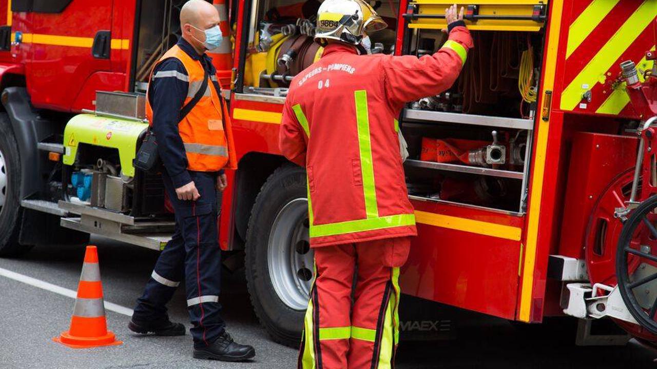 Violent incendie à Schaerbeek : Des jeunes sauvent une dame âgée des flammes