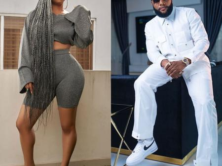 Some Women Do Not Rate Love. See What Toke Makinwa Picked Over Finding True Love In Reply To Kcee