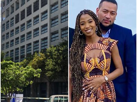 BREAKING NEWS: AKA's fiancee Nelli Tembe committed suicide by jumping off a hotel building