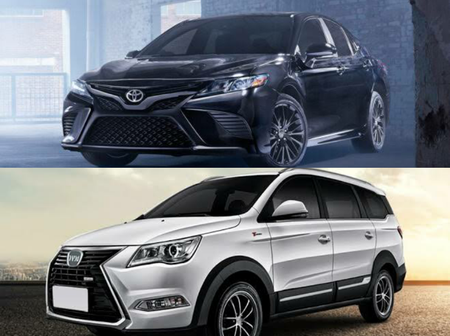 Opinion: The New Innoson IVM G5T SUV Will Compete With Toyota For The Official Car Of Nigerian Lawmakers