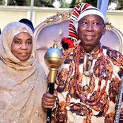 Governor Ganduje Of Kano State Dressed Up In Igbo Man's Attire (See Photos)