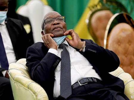 Commission wants Zuma Jailed.