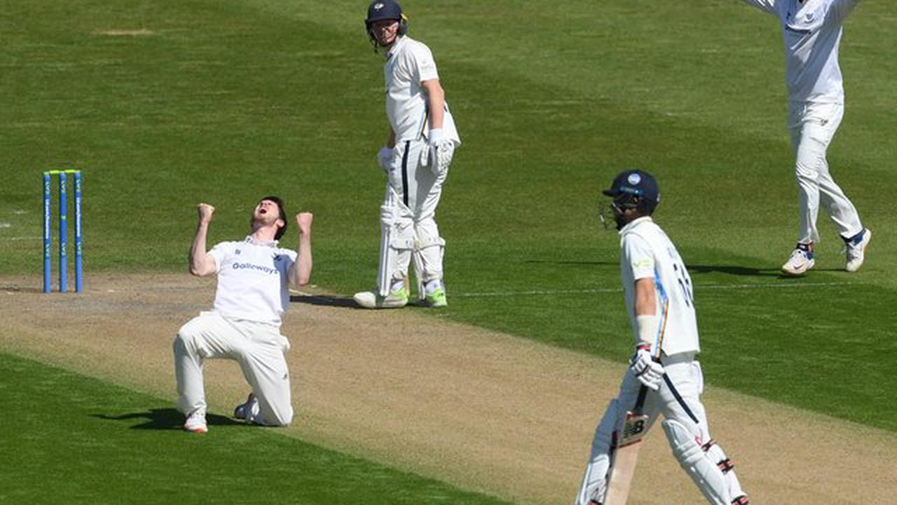 Yorkshire fail to impress in front of watching Chris Silverwood