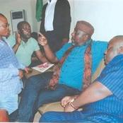 Ex Imo lawmaker Stan Dara joins Okorocha in EFCC detention