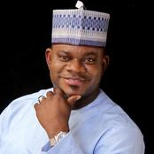 Governor Yahaya Bello speaks on the 2023 Presidential ambition