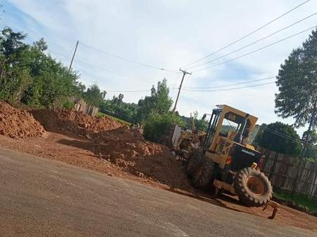 Good News To Nyamira County As The Cabinet Approves Two Road Projects Promised By The President