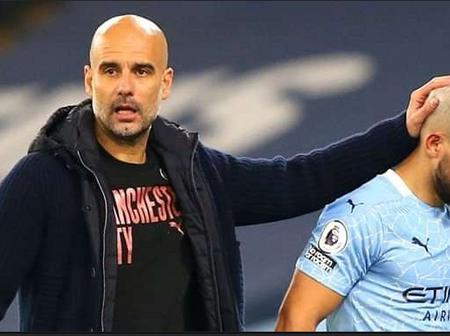 Aguero Ready To Leave.