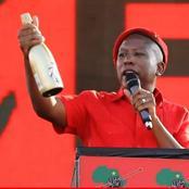Julius Malema Turns 40 Years
