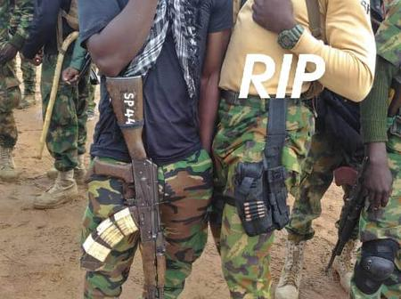 Our soldiers are dying needlessly–Nigerians reacts as 18 Soldiers Were killed By Bandits In Kastina