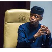 Lekki Massacre: Nigeria's Vice-President, Yemi Osinbajo Speaks On The Lekki Shooting