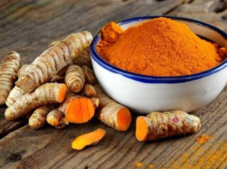 The history behind the Tumeric plant
