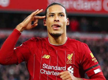 I'm better than Liverpool's Van Dijk' – Former Everton defender Ibrahim Said
