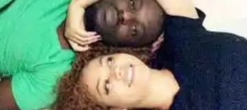 Jim Iyke and Nadia Buari really look good together. Checkout their lovely pictures