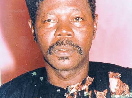 Sam Loco Efe; A Popular Actor Nollywood Will Never Forget